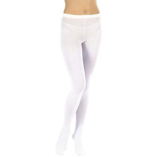 Witte dames panty maillot  Witte panty maillot 40 denier voor volwassenen. One size model.  EUR 5.50  Meer informatie  #sinterklaas #zwartepiet