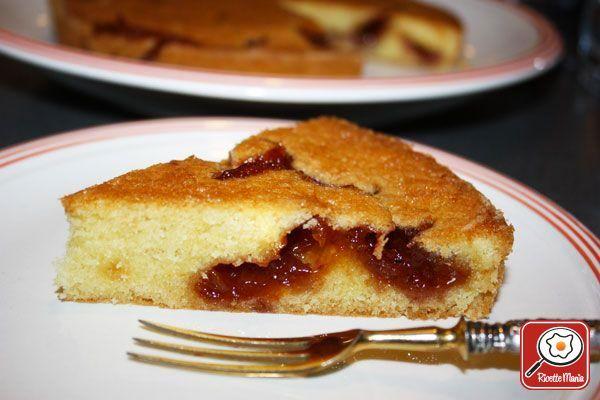 Ricetta Torta morbida alla marmellata