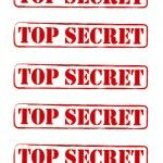 Printable Top Secret Signs and other army 'stuff' for a successful birthday mission!    http://coolest-free-printables.com/print/printable-birthday-invitations/