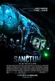 Sanctum - it's movies like this that make me want to NEVER go into a cave!