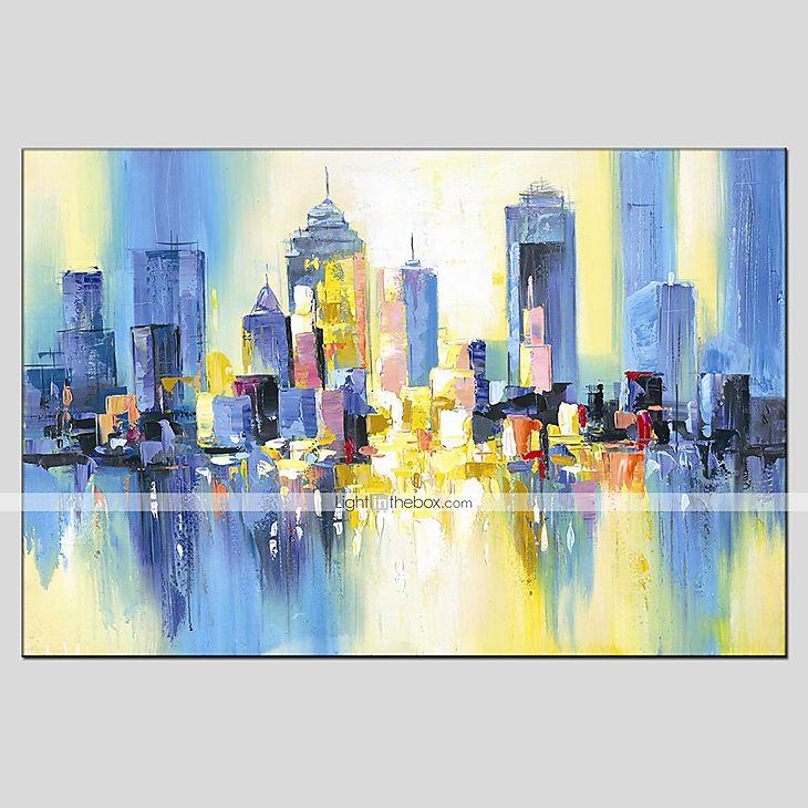 Ölgemälde moderne abstrakte, Canvas-Material mit gestreckten Rahmen bereit, hängen Größe: 60 * 90cm. 4344494 2016 – €42.13