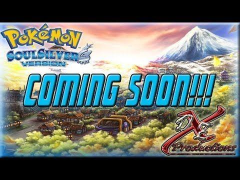 Pokemon Soulsilver Walkthrough Intro.- Coming Soon!!! (+playlist)