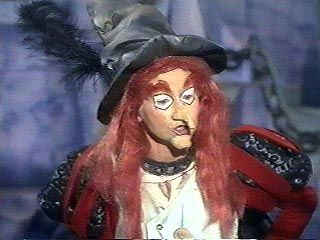 Witchiepoo from HR Puff 'n Stuff!! Wow.. The 70's TV show that was all about what we didn't know what it was really about!?!
