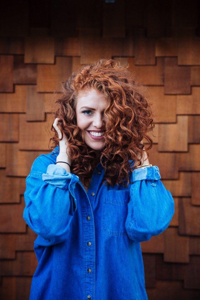 My Natural Go-To Curly Hair Tutorial • Auj Poj