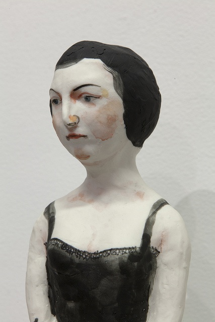 work by Akio Takamori