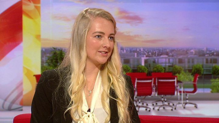 """I started having messages come through and they quickly became very explicit, with people explaining what they wanted to do to me - with or without my consent - asking lots of questions, what I would do to get votes,"" the 22-year-old told BBC Breakfast. Using strong and graphic language, Ms Abbott gave the debate examples of the offensive messages she and her staff had to endure every day, not just at election time, including people tweeting she should be hung."