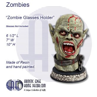 Zombie Eye Glasses Holder