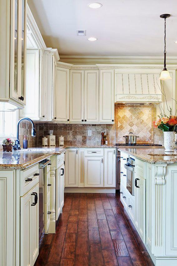 Off White Kitchen Cabinets With Antique Brown Granite 25+ best off white kitchens ideas on pinterest | kitchen cabinets