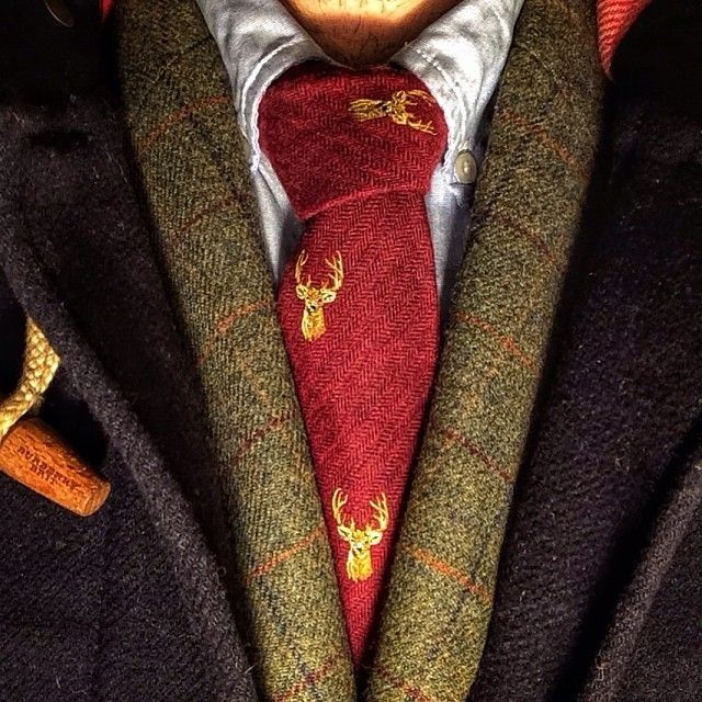 menswear inspiration...love the tie for obvious reasons!