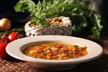 Суп из красной чечевицы и моркови
