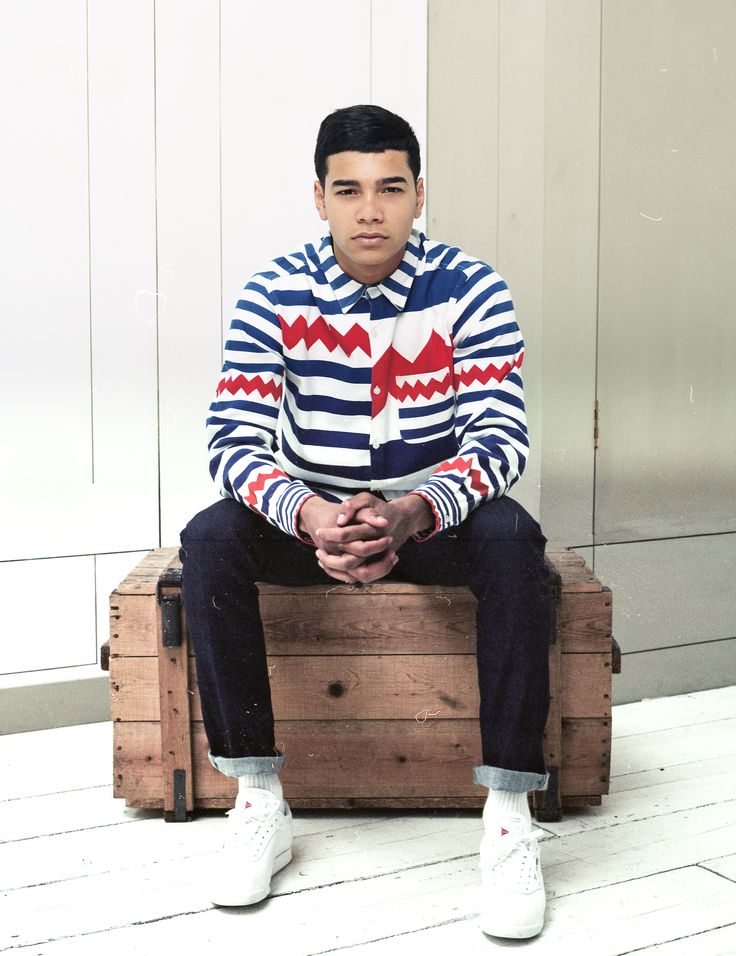 Polygraph Long Sleeve Shirt  http://www.lazyoaf.co.uk/mens-shirts/c21_179/p2870/lazy-oaf-polygraph-shirt/product_info.html