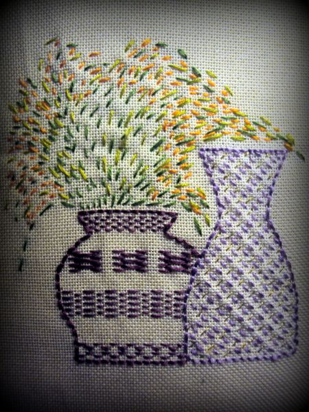 Images about embroidery outline stitches on