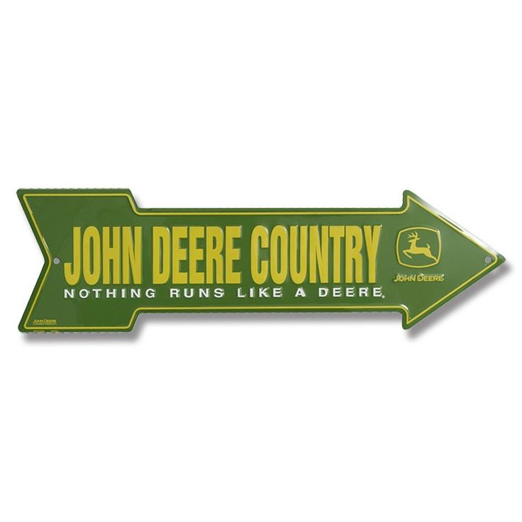 john deer country...