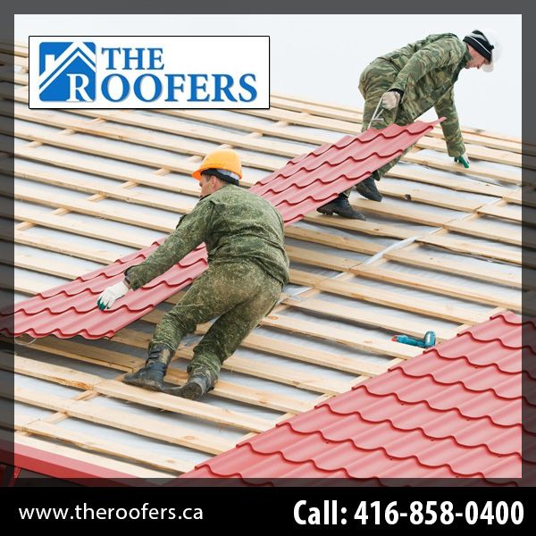 Commercial roofing Toronto offer commercial roof services like roof inspection services, leak repair, installation and roof replacement all over greater Toronto area(GTA).