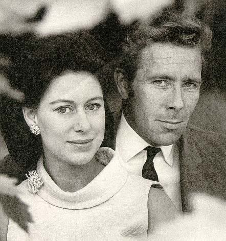 Princess Margaret and Anthony Charles Robert Armstrong-Jones, 1st Earl of Snowdon, born 7 March 1930 Photographer/ film maker.