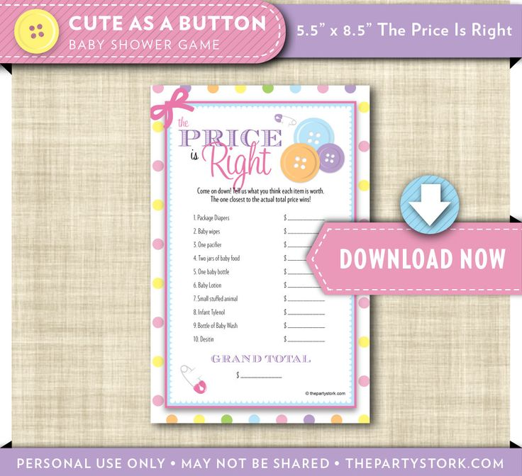 30 best Cute as a Button Baby Shower images on Pinterest | A button ...