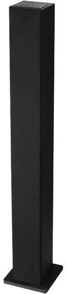 Sylvania Sp263G Bluetooth(R) Tower Speaker With Fm Radio & Usb Charger