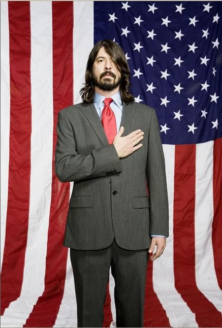 Dave Grohl. Happy 4th of July: Music Fave, Foo Fighter July, Dave Grohl Hot, Dave Grohl Yum, U.S. Presidents, Rockers Chick, Meeting Dave, Music God, Dave Perfect