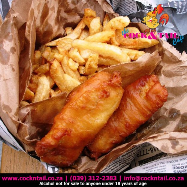 We serve the freshest fish and chips the way it should be #TastyFood http://bit.ly/1f9CsUy