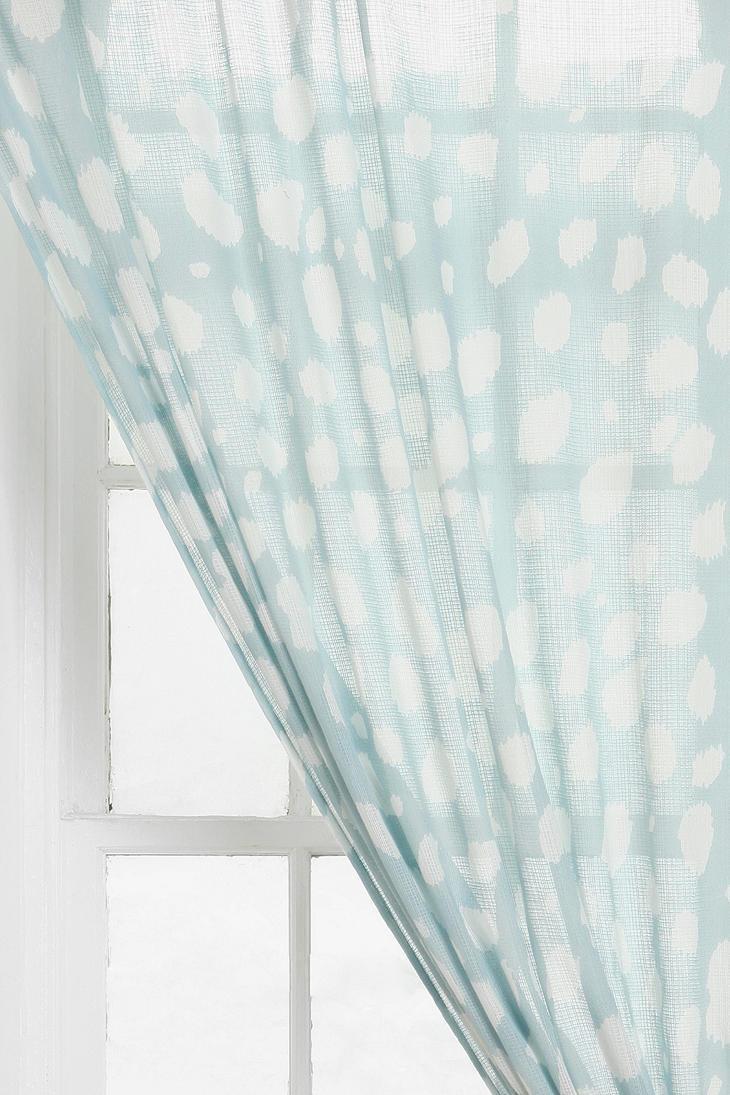 Yayoi Dot Curtain #urbanoutfitters