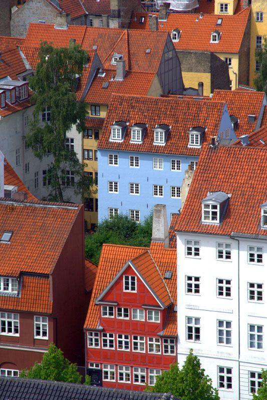 Kopenhagen style houses by megselv