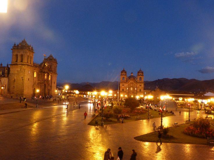 Cuzco por la noche