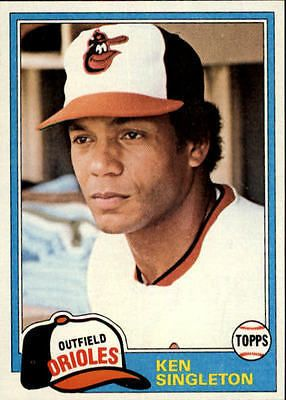 Is ken singleton in the baseball hall of fame