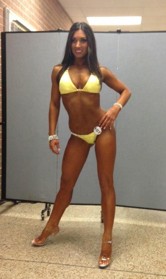 What Should Peak Week Really Be Like For Bikini Competitors?
