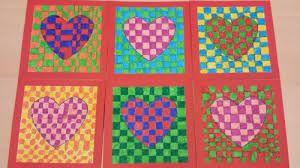 Afbeeldingsresultaat voor knutselen valentijn groep 3