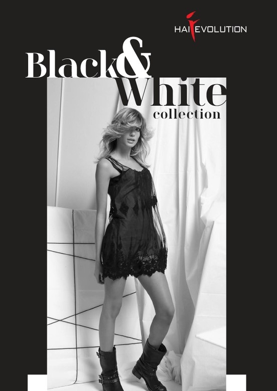HAI®EVOLUTION – BLACK – 2013 COLLECTION