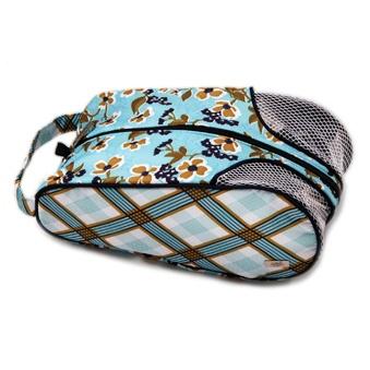 Meadow Shoe Bag