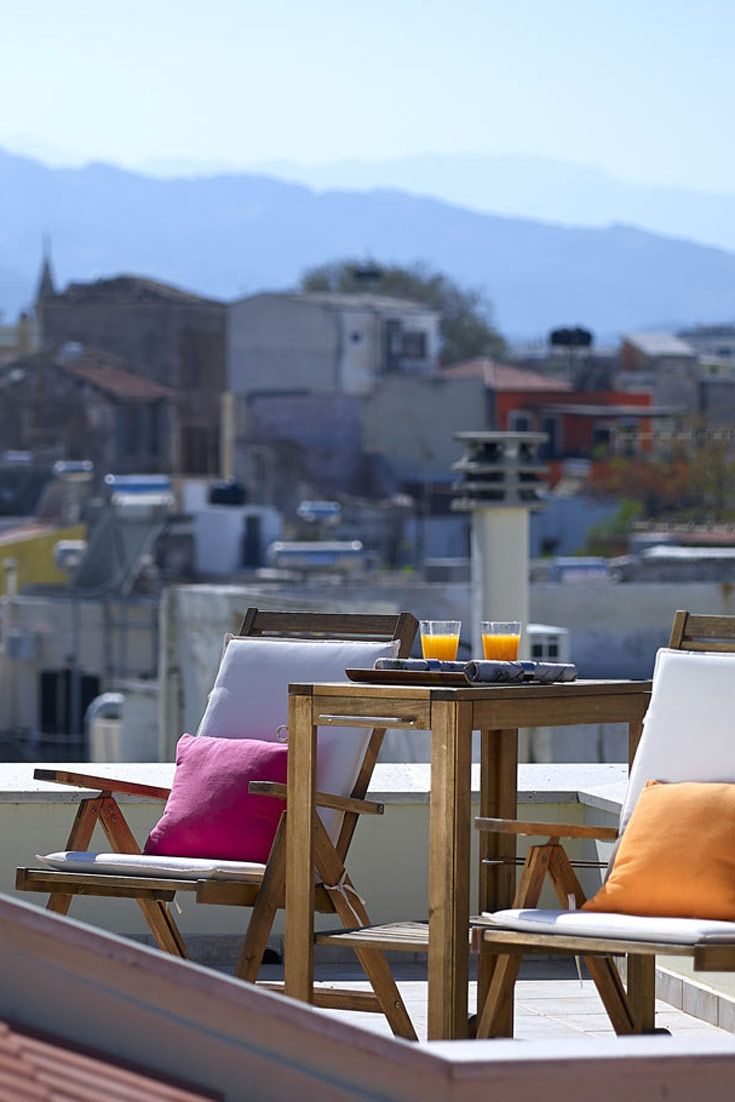 Fortino Boutique Hotel in Chania town, Chania, Crete