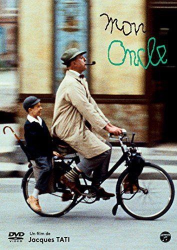 ジャック・タチ「ぼくの伯父さん」【DVD】 日本コロムビア https://www.amazon.co.jp/dp/B00S8SFZ38/ref=cm_sw_r_pi_dp_x_rvfnybZCQDAH7