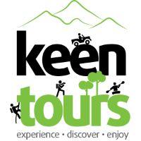 Keen Tours Logo   www.keentours.com