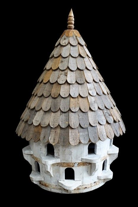 Large half round Birdhouse (small hole) | Wildlife World