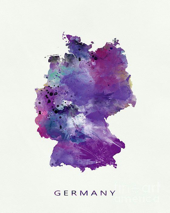 The 25+ best Maps deutschland ideas on Pinterest - grimm küchen karlsruhe