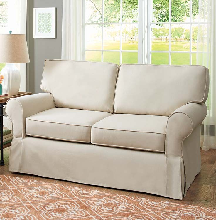 Better Homes And Gardens Slip Cover Pala Loveseat