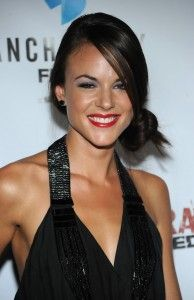 Sarah Butler Hairstyle, Makeup, Dresses, Shoes and Perfume - http://www.celebhairdo.com/sarah-butler-hairstyle-makeup-dresses-shoes-and-perfume/