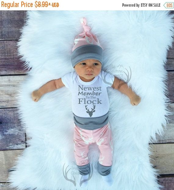 24 HOUR FLASH SALE35% Baby Girl Coming home Outfit Newest
