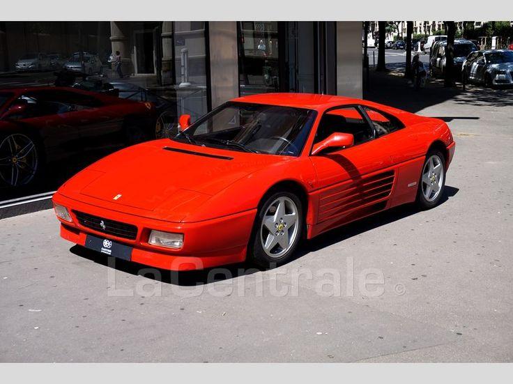 FERRARI 348 TB 1990 Essence occasion - Paris 16 - Paris 75