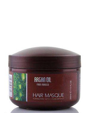 Питательная и увлажняющая маска для волос с маслом арганы и икрой, Argan Oil from Morocco, 200 мл   купить от 399 руб в Созвездии красоты