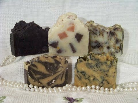 Hot Process Step 1. Essential Depot (All in One) HP Soap Kit / How to Make Hot Process Lye soap