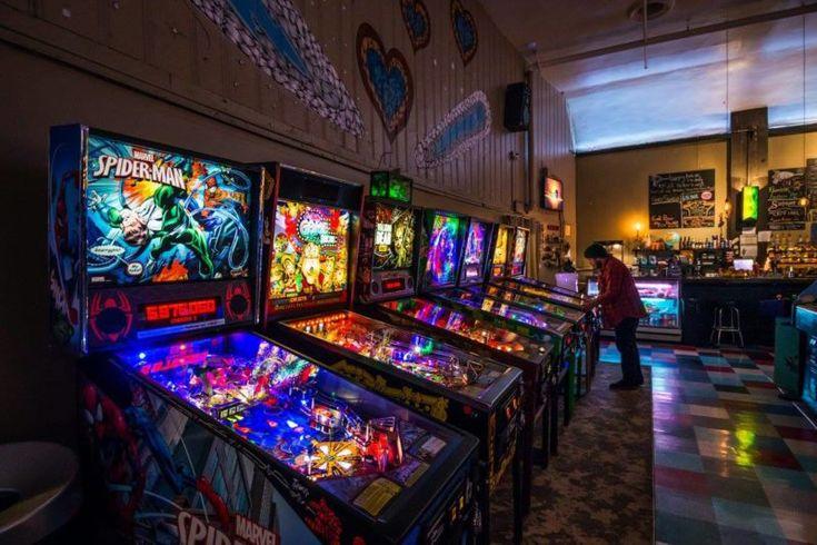 quarterworld arcade in portland, oregon