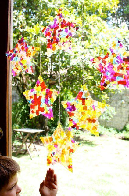 Tarjetas de navidad hechas con los niños | Blog de BabyCenter