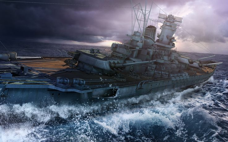 Battleships Blood Sea