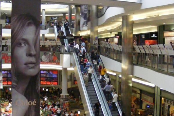 Вест-Энд торговый центр в Будапеште   WestEnd City Center Budapest