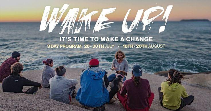 Nutrição ideal, conexão humana, exercícios naturais e autodisciplina positiva são os princípios do programa de empoderamento do Rosemary Dream   Optimal nutrition, human connection, natural exercise and positive self discipline are the principles of Wake Up! - Enpowerment Program of Rosemary Dream.     Wake up! It's time to make a change! http://guiadaalma.com.br/wake-up-its-time-to-make-a-change/ #florianopolis #ilhadamagia #brasil #brazil #workshop #meditation