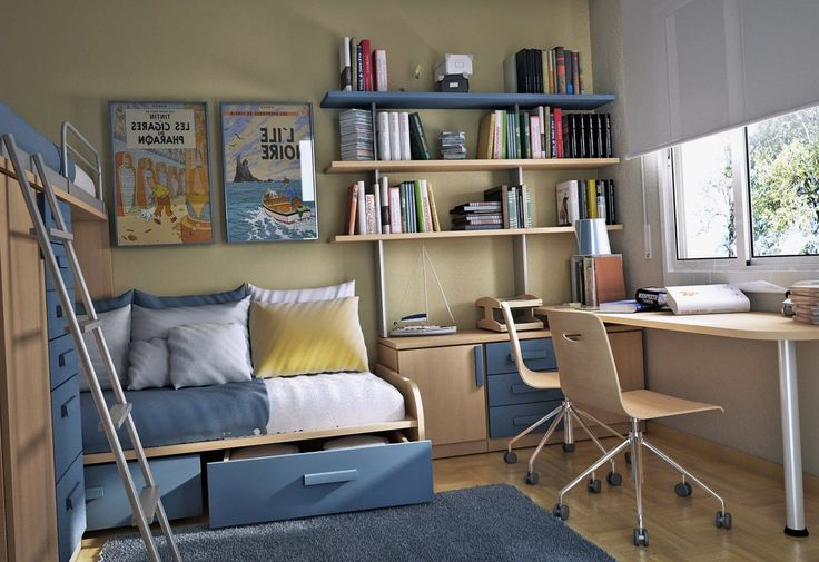 Boys bedroom designs for small spaces - https://bedroom-design-2017.info/ideas/boys-bedroom-designs-for-small-spaces.html. #bedroomdesign2017 #bedroom