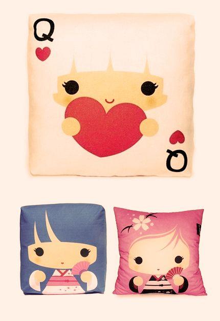 Kawaii Pillows <3