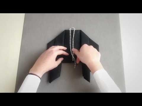 Servietten & Papier für Feste falten: Papier Deko selber machen »